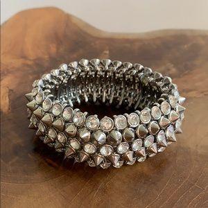 Rock and Roll Studded Bracelet - NWOT